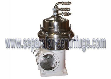 Disc Bowl 3 Phase Centrifuge Machine For Milk Degrease Separator