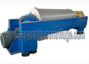 Continuous 2 Phase Good Price Chemical Industry Decanter Centrifuges for Solid Dewatering