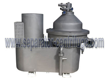 Automatic Continuous Air Compressor Centrifugal Oil Separator , Container Type