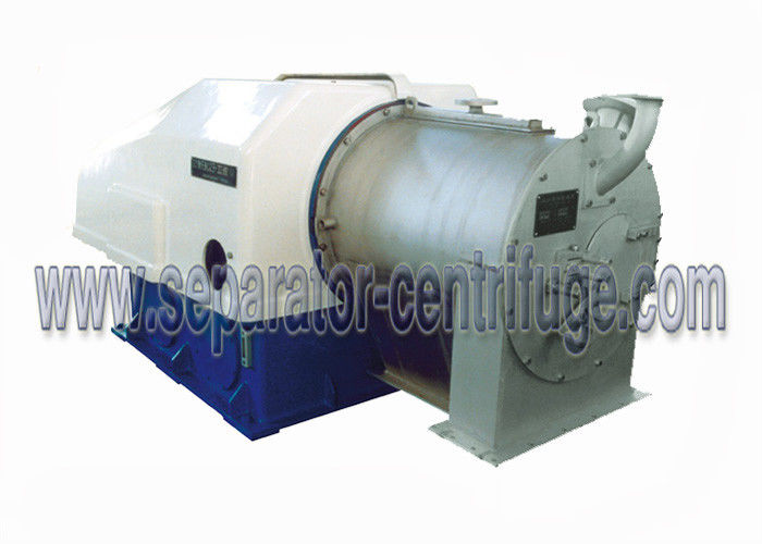 Chemical Centrifuge Two - Stage Pusher Centrifuge For Copper Sulphate Dehydration